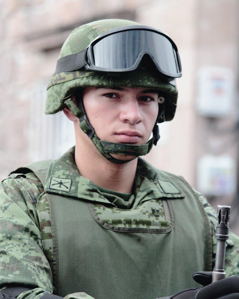 Grunt Infantrymen